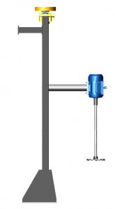 dispersor-vertical-coluna-fuso-esferas-modelo-dvclftba