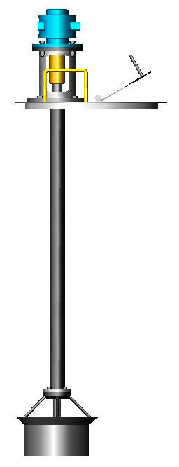 Emulsificador industrial