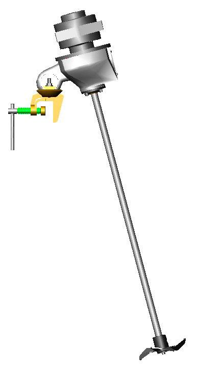 Fabricante de agitadores portáteis